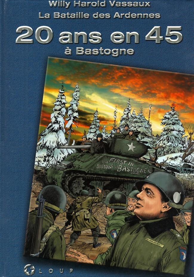 Couverture de La bataille des Ardennes - Nuts! -HS- 20 ans en 45 à Bastogne