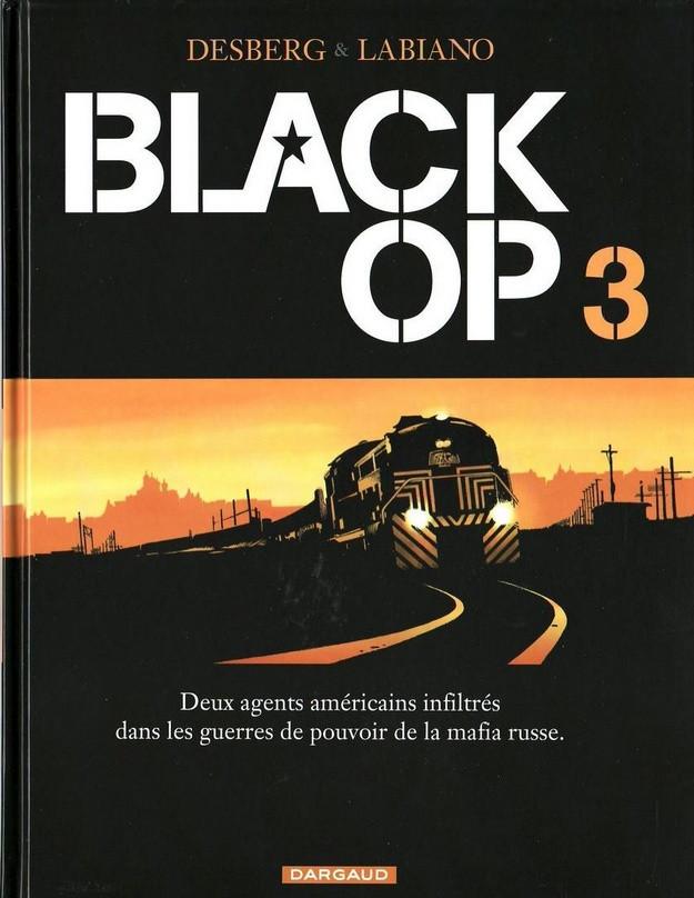 Couverture de Black Op -3- Tome 3