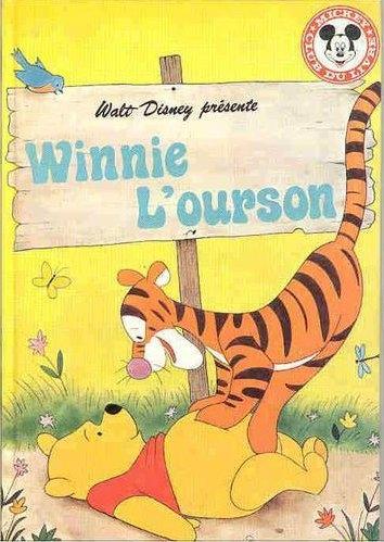 Mickey Club Du Livre 259 Winnie L Ourson