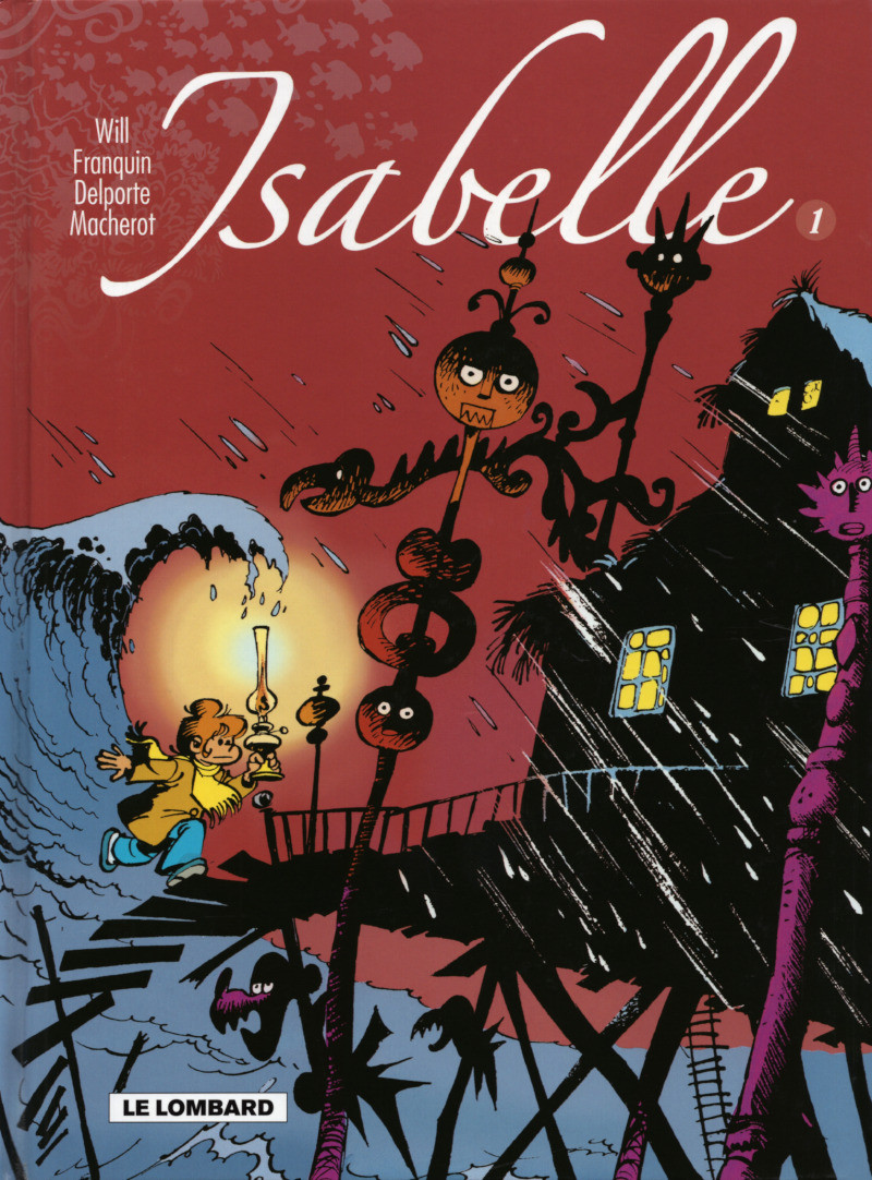 Couverture de Isabelle (Will) (Intégrale) -1- Volume 1