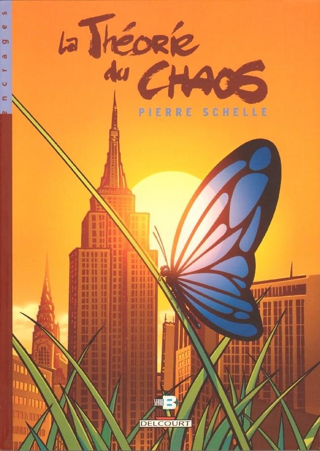 Couverture de La théorie du Chaos