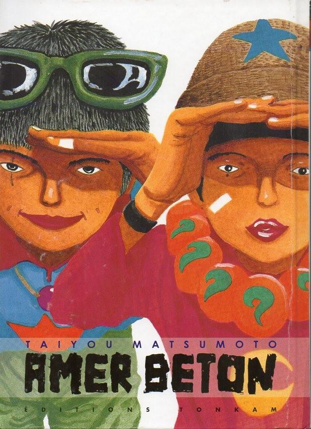 Couverture de Amer béton -INT- Amer Béton
