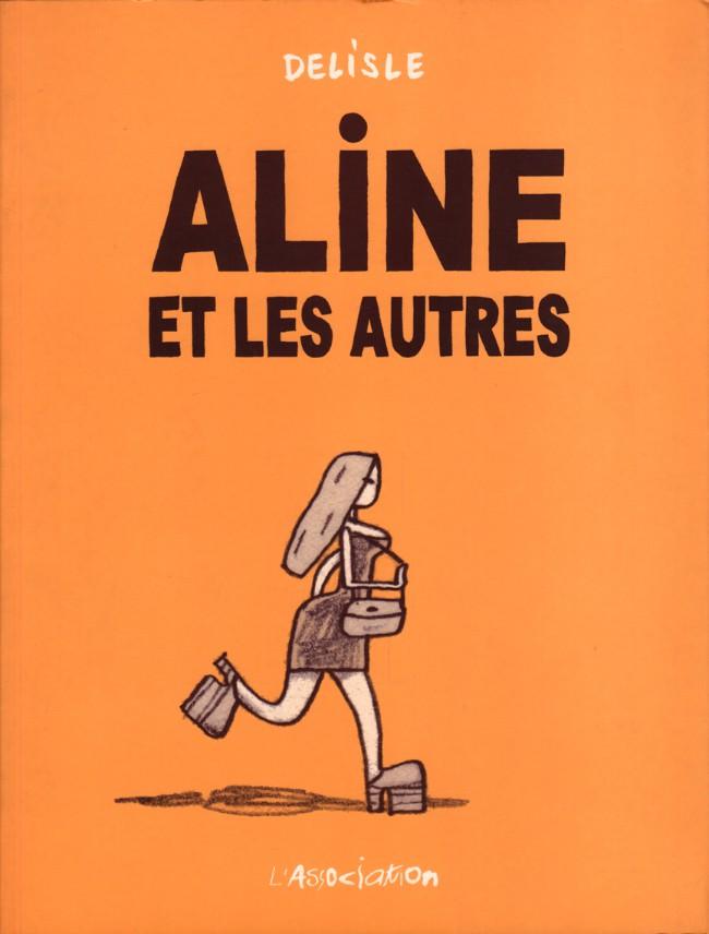 Couverture de Aline et les autres