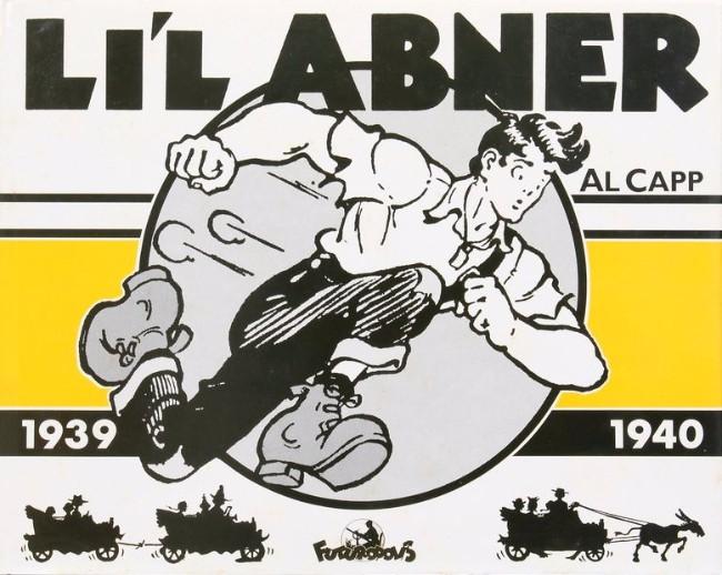 Couverture de Li'l Abner -INT- 1939-1940