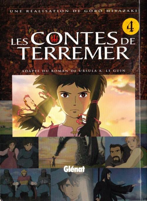 Couverture de Les contes de Terremer -4- Les Contes de Terremer 4
