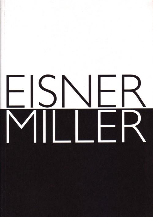 Couverture de (AUT) Eisner - Miller - Eisner / Miller