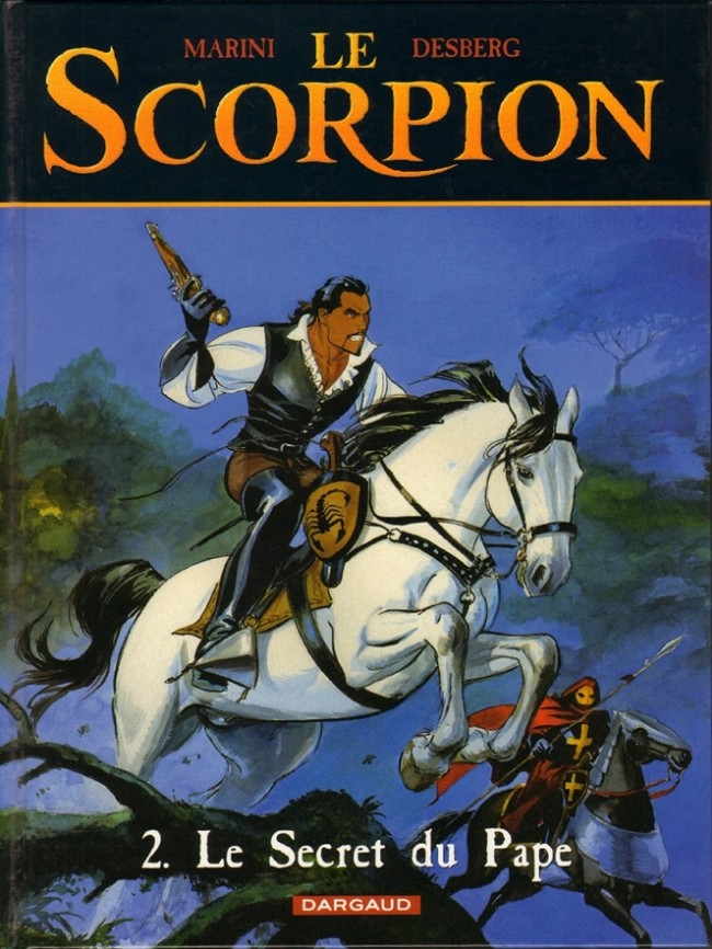 Couverture de Le scorpion -2- Le Secret du Pape