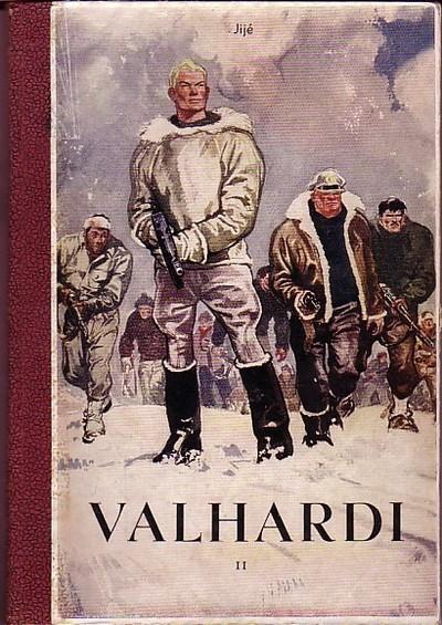 Couverture de Valhardi - Tome 2