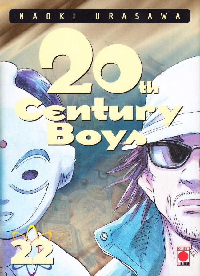 Couverture de 20th Century Boys -22- Tome 22