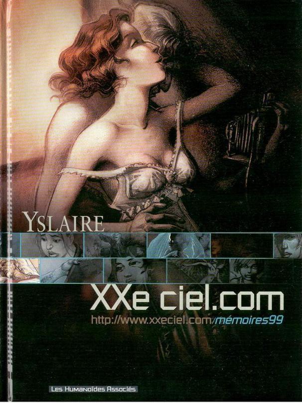 Couverture de XXe ciel.com -2- http://www.xxeciel.com/mémoires99