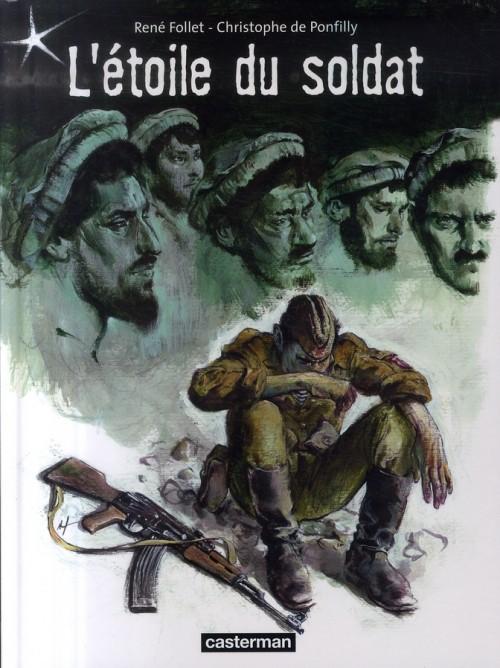 Couverture de L'Étoile du soldat - L'étoile du soldat