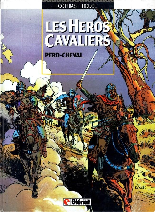 Couverture de Les héros cavaliers -1- Perd-cheval