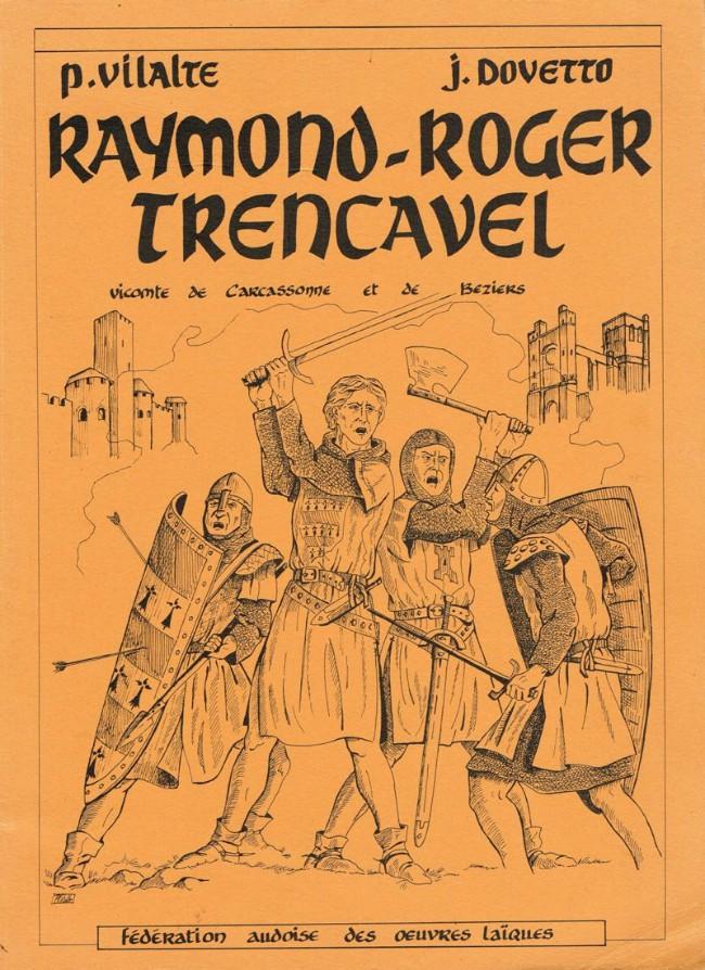 Couverture de Raymond-Roger Trencavel