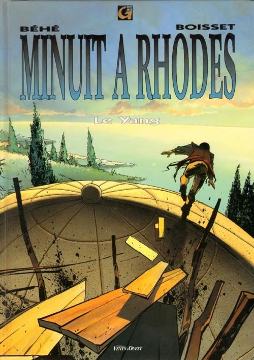 Minuit à Rhodes - Tome 2  le Yang