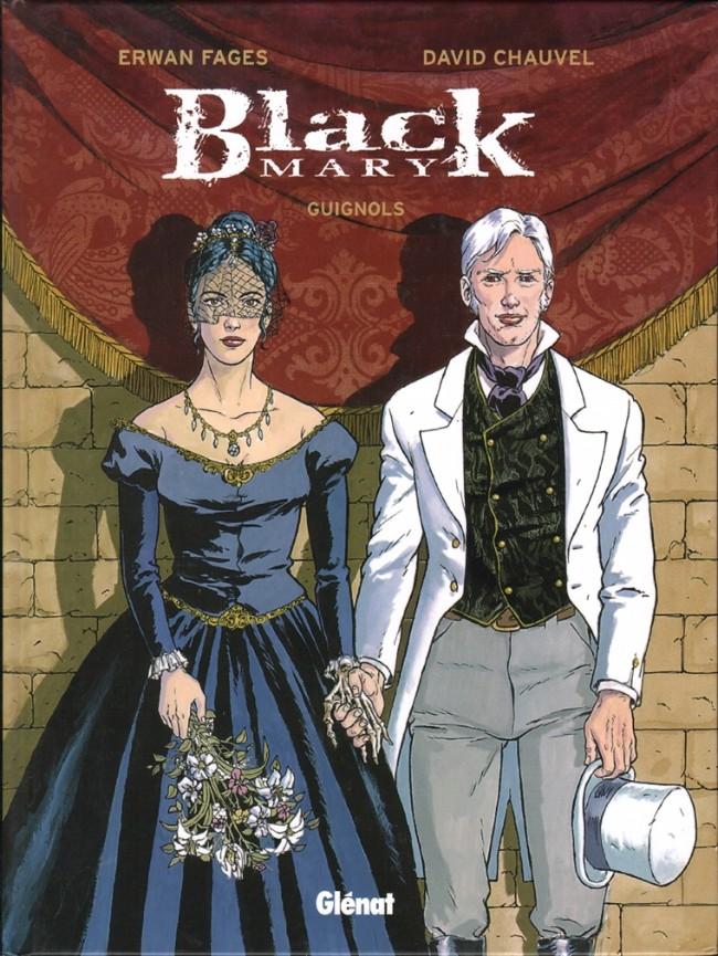 Couverture de Black Mary -3- Guignols