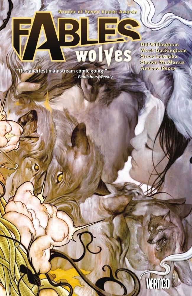 Couverture de Fables (2002) -INT08- Wolves