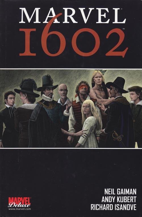 Couverture de 1602 - Tome INT01