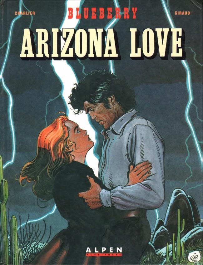 Couverture de Blueberry -23- Arizona love