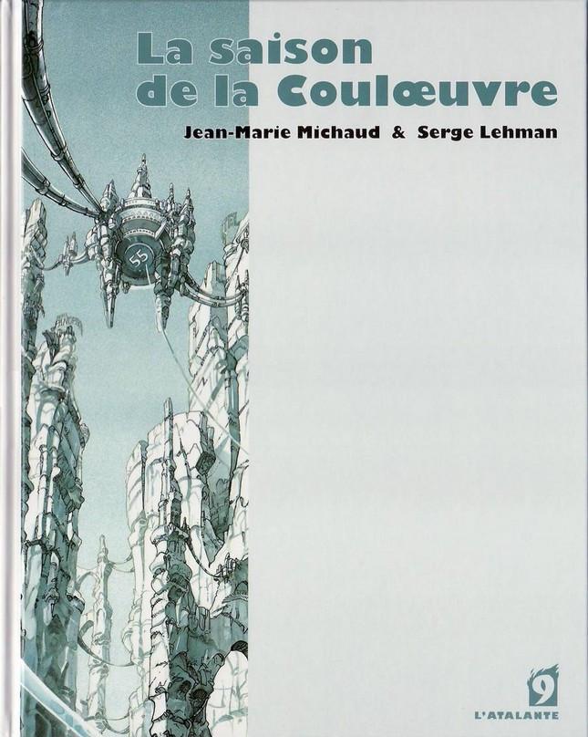 Couverture de La saison de la Coulœuvre -1- Tome 1