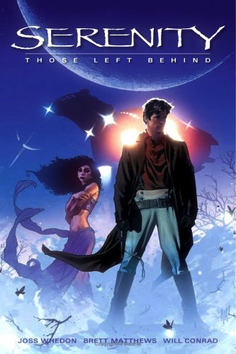 Couverture de Serenity (Dark Horse Comics - 2005) -INT01- Those left behind