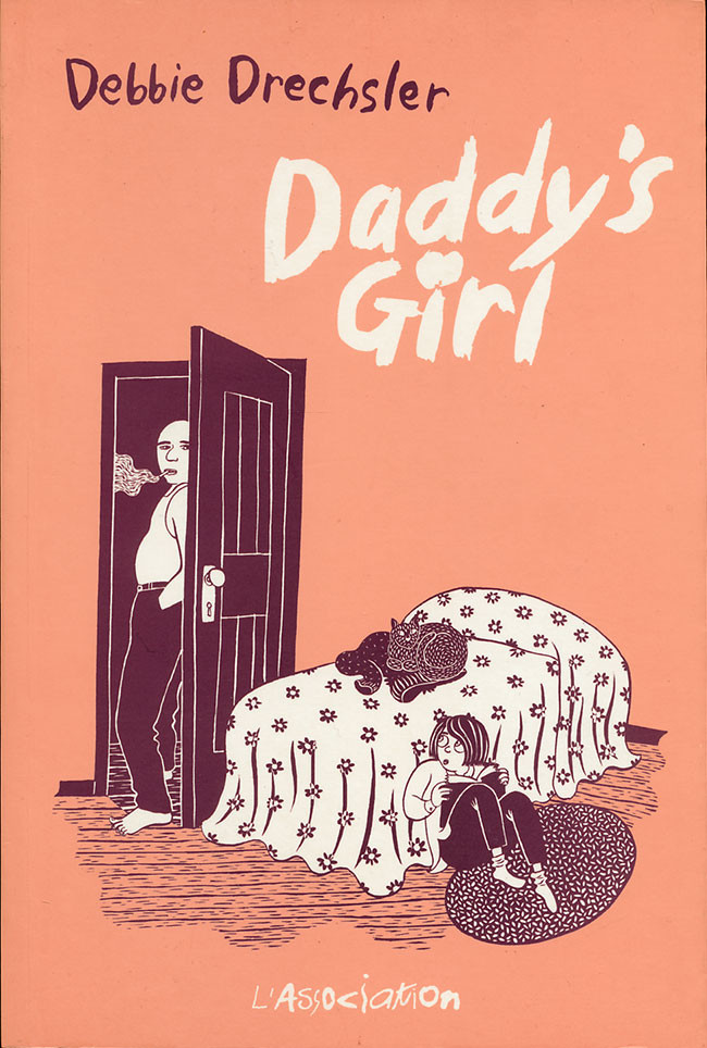 Couverture de Daddy's Girl