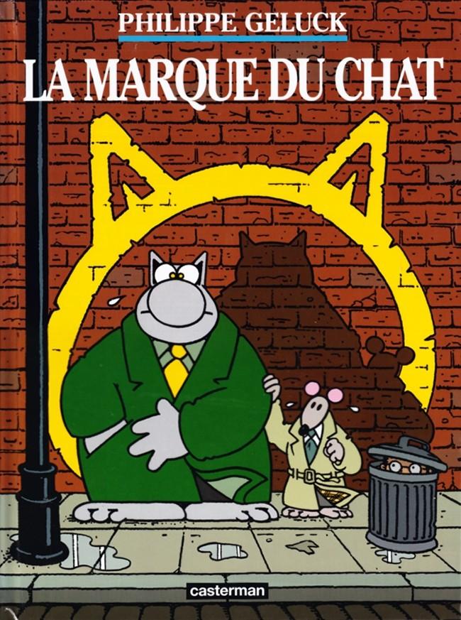 Couverture de Le chat -14- La Marque du Chat