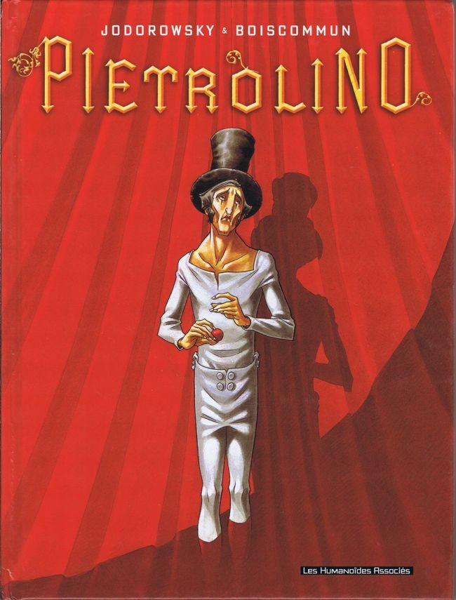 Couverture de Pietrolino -1- Le clown frappeur