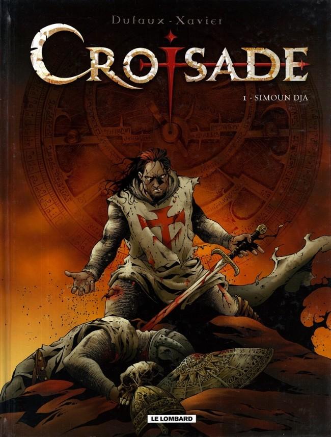 Couverture de Croisade - Nomade -1- Simoun Dja