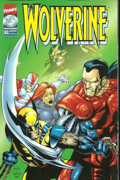 Couverture de Wolverine (Marvel France 1re série) (1997) -82- Renaissance