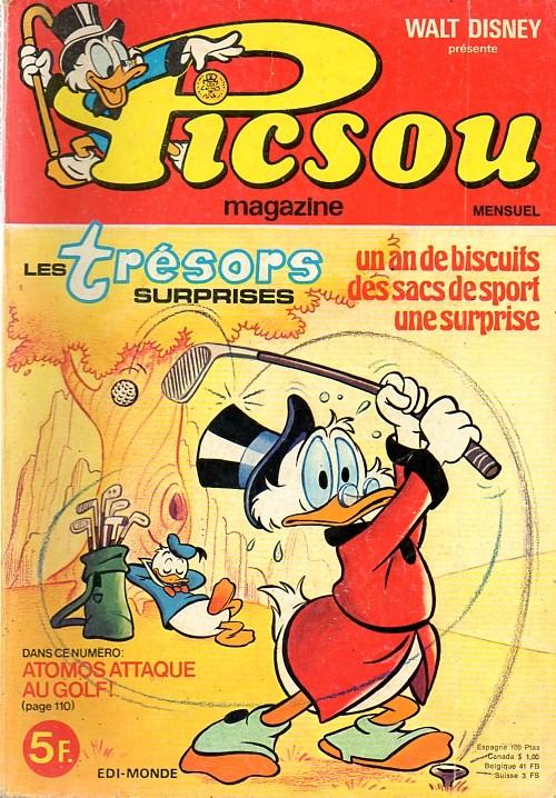 Couverture de Picsou Magazine -82- Picsou Magazine N°82
