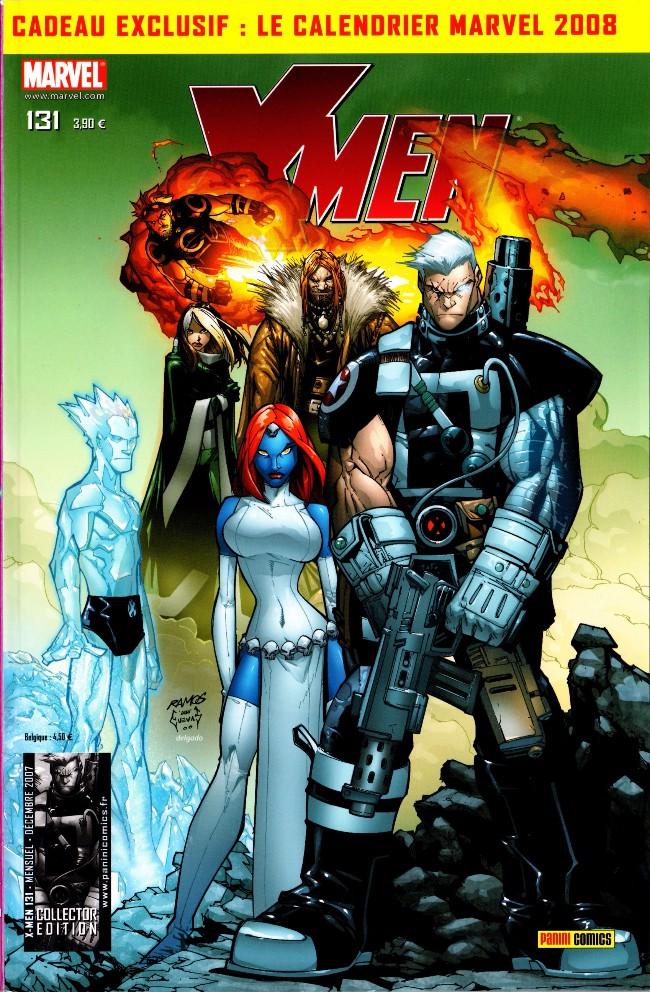 Couverture de X-Men (Marvel France 1re série - 1997) -131- La cible