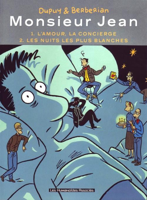 Couverture de Monsieur Jean -INT1- Tomes 1 et 2