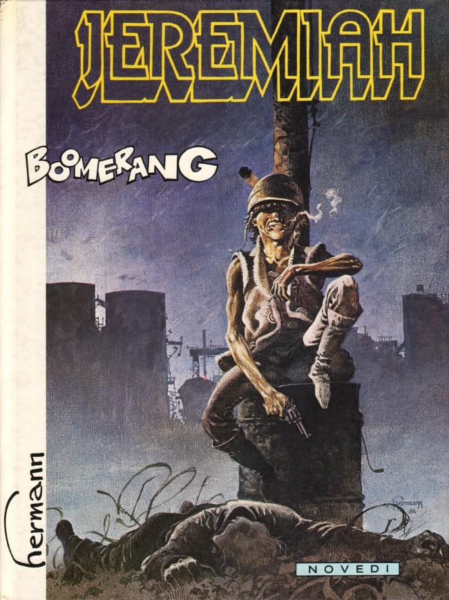 Couverture de Jeremiah -10- Boomerang