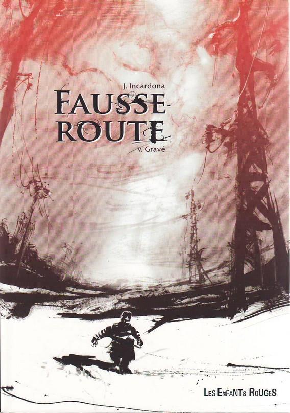 Couverture de Fausse Route