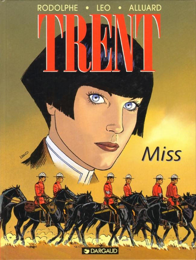 Couverture de Trent -7- Miss