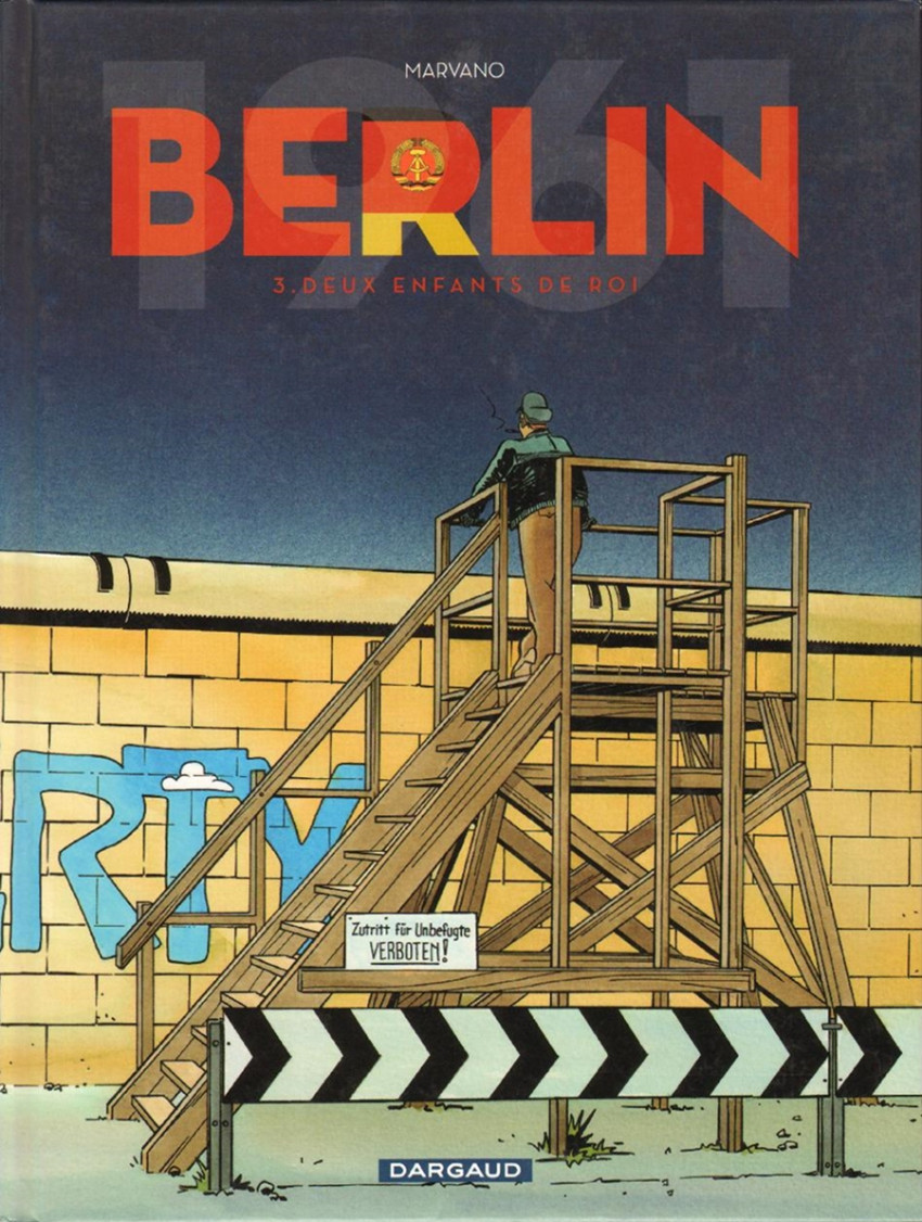 Berlin (Marvano) - les 3 tomes