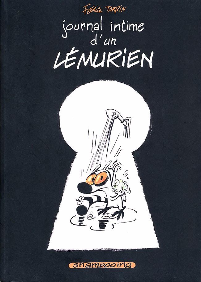 Couverture de Journal intime d'un lémurien