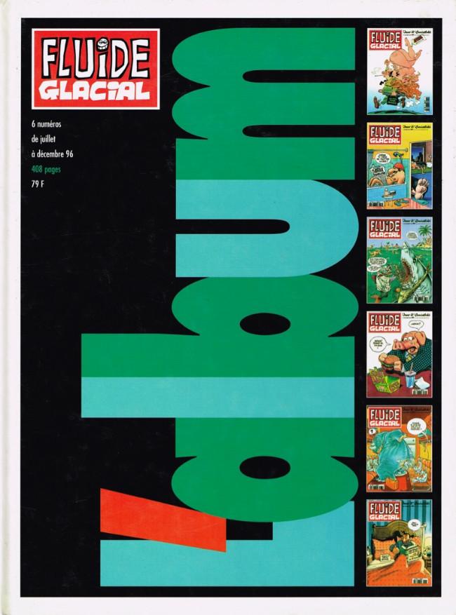 Couverture de (Recueil) Fluide Glacial (L'album) -2- 96-2