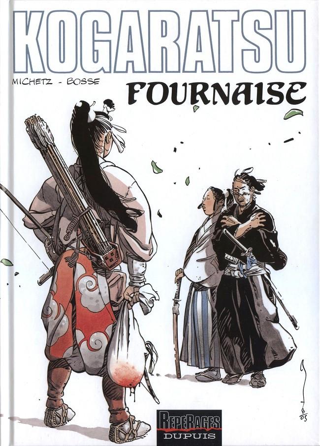 Couverture de Kogaratsu -11- Fournaise