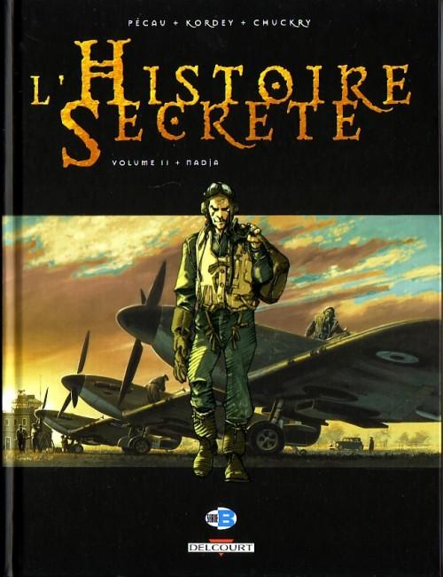 Couverture de L'histoire secrète -11- Nadja