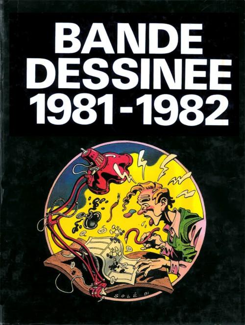 Couverture de (DOC) Études et essais divers - Bande dessinée 1981-1982