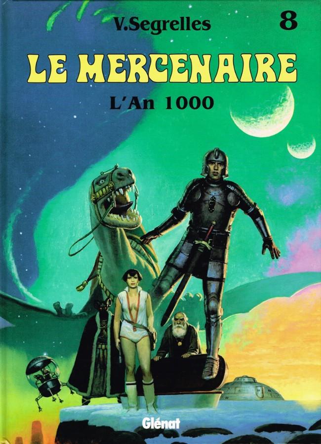 Couverture de Le mercenaire -8- L'An 1000