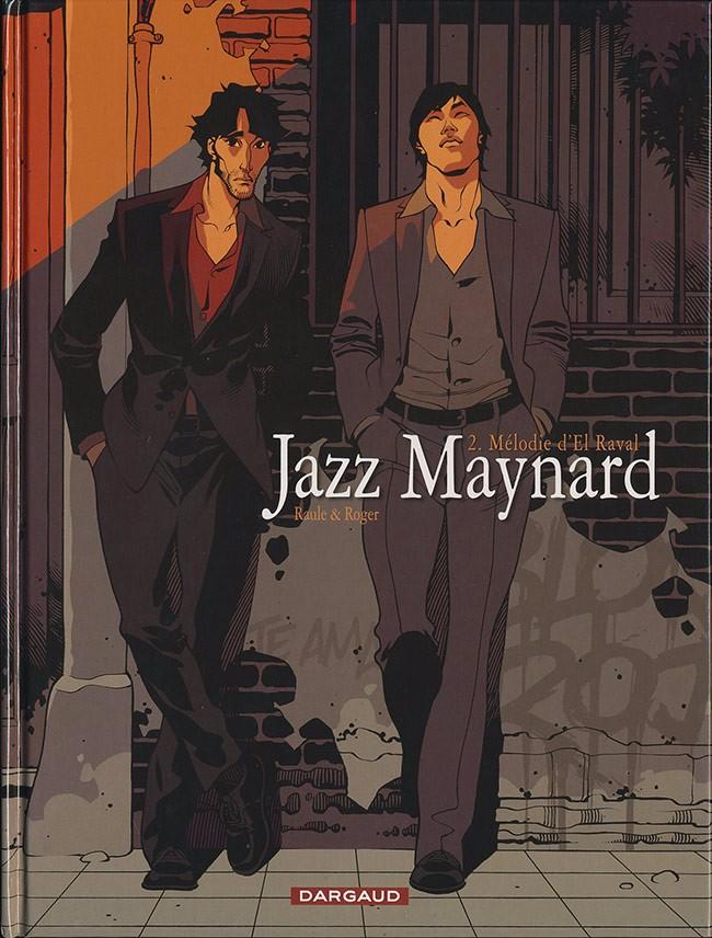 Couverture de Jazz Maynard -2- Mélodie d'El Raval