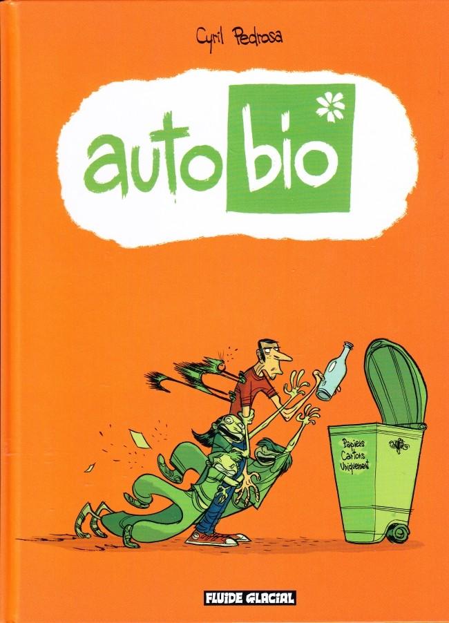 Couverture de Auto bio - Tome 1