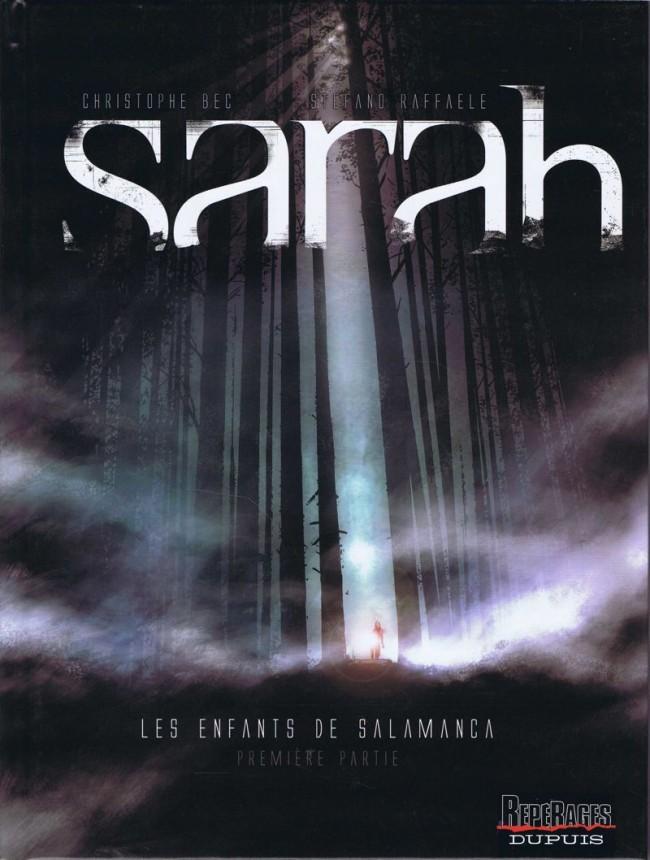 Couverture de Sarah -1- Les enfants de Salamanca - Première partie