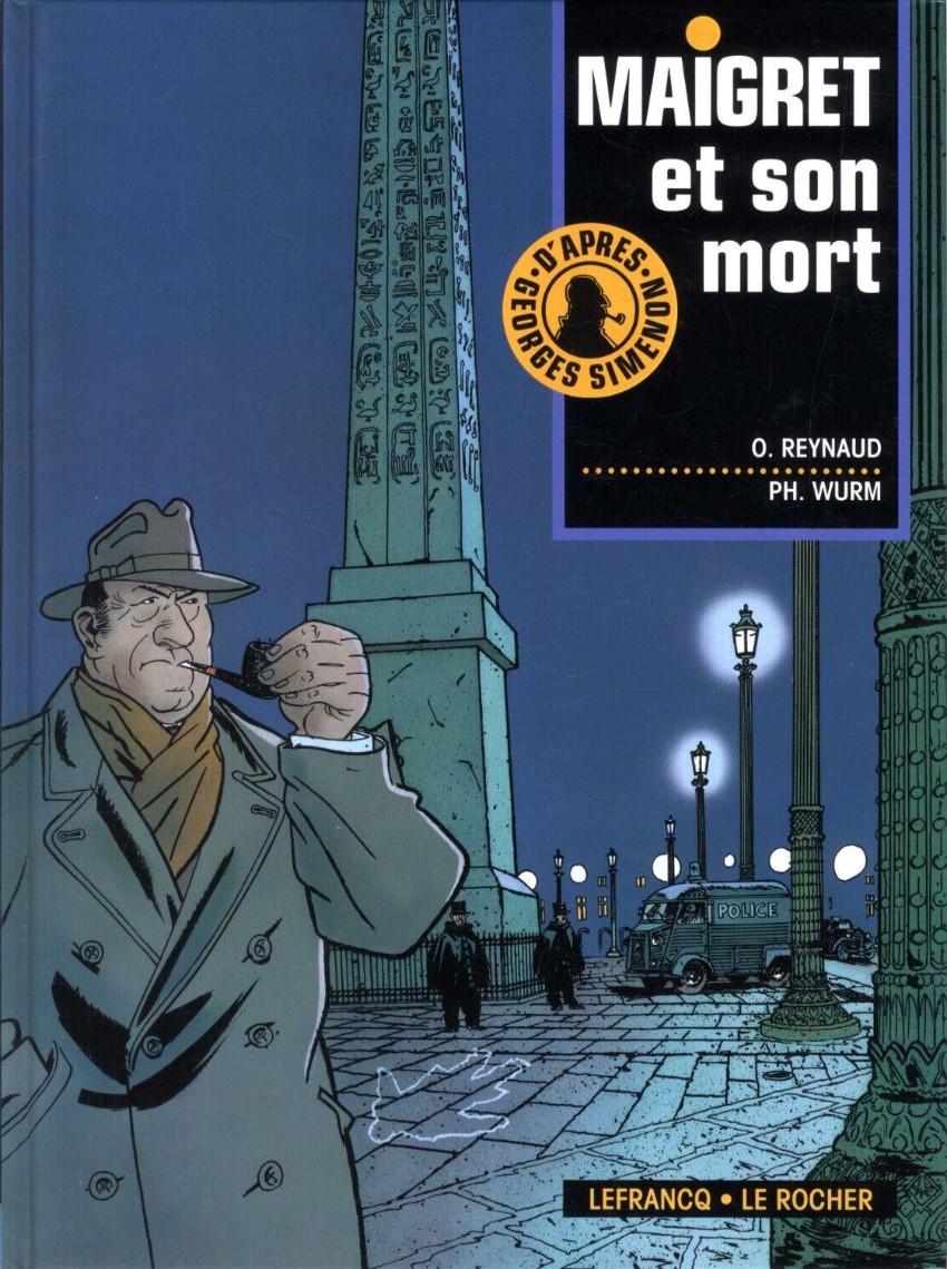 Maigret -1- Maigret et son mort