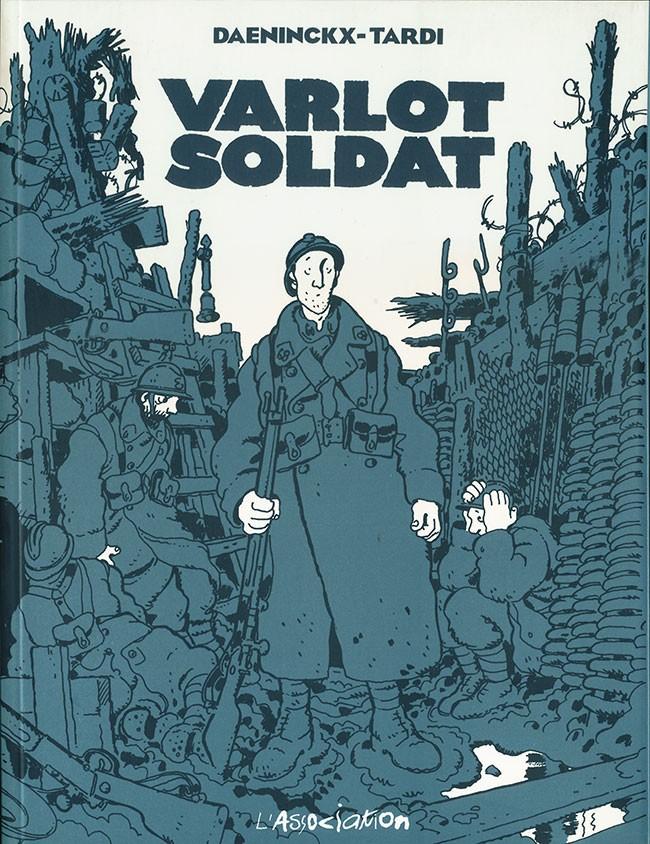 Couverture de Varlot soldat