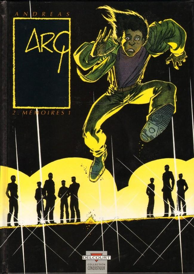 Couverture de Arq -2- Mémoires 1
