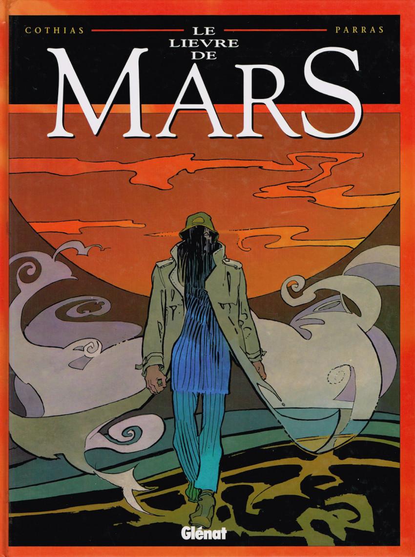 Couverture de Le lièvre de Mars -1- Le lièvre de Mars 1