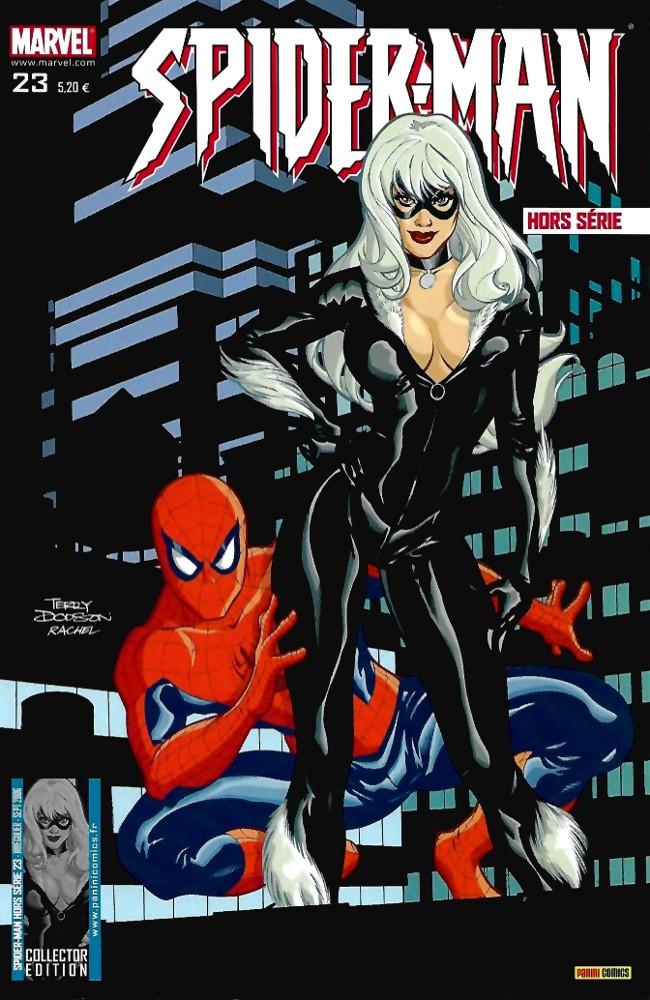 Couverture de Spider-Man Hors Série (Marvel France puis Panini Comics, 1re série) -23- L'Enfer de la violence (1/2)